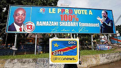 RDC : appel à une grève générale contre le report partiel des élections