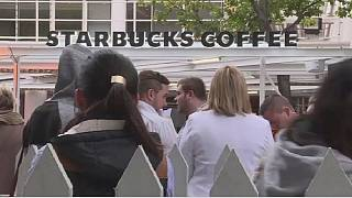 SA: Starbucks run out of steam