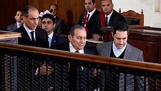 Presidential affairs: Egypt's Sisi allows Mubarak to testify against Morsi
