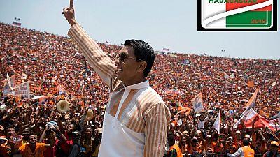 Andry Rajoelina declared winner of Madagascar's election