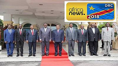 SADC and Great Lakes leaders concerned about events in the DRC
