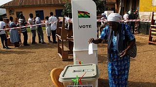 Ghana referendum vote towards creation of six new regions