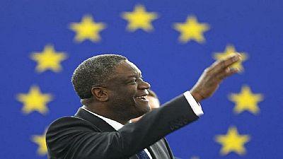 Criminalité : Denis Mukwege plaide pour la création d'un tribunal spécial pour la RDC