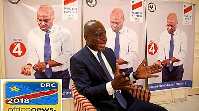 Élections en RDC: Fayulu vainqueur de la présidentielle (sondage)
