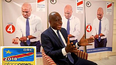 Fayulu to win DRC election: new opinion poll