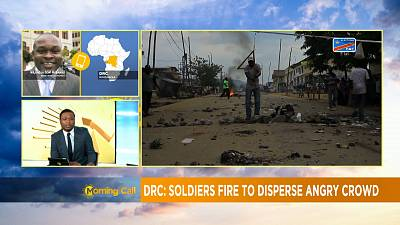 DRC: soldiers crackdown on Beni protests [The Morning Call]
