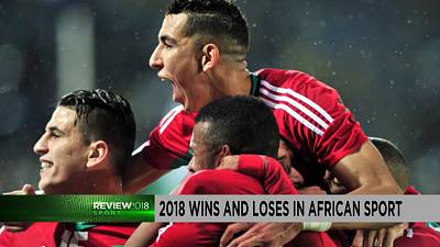 2018 sports review in Africa [The Morning Call]