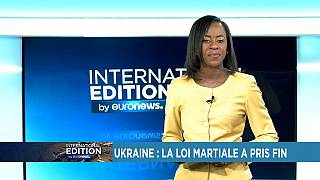 Ukraine: la loi martiale a pris fin [International Edition]