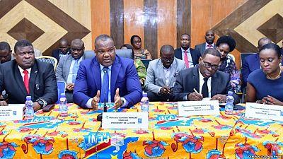 Élections en RDC : réunion candidats/Céni/observateurs africains