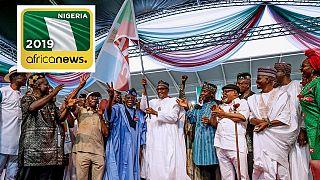 Buhari flags off campaign as Nigeria's APC backtracks on Dangote