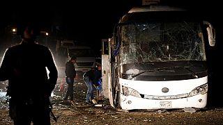 """Egypte: """"40 terroristes"""" tués après une attaque contre des touristes (ministère)"""