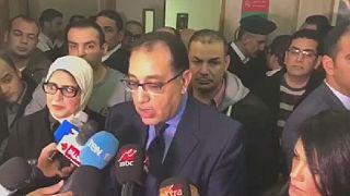 Attentat aux pyramides de Guizeh : le Premier ministre égyptien visite les survivants