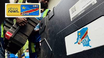DRC voters frustrated barely 24 hours to delayed polls