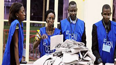 DRC elections: POLLS OPEN