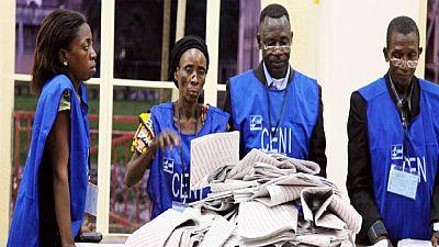 RDC : les électeurs aux urnes