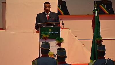 Sassou Nguesso to clampdown on corruption