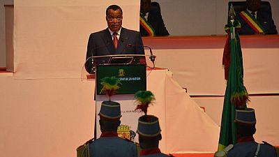 Congo : Denis Sassou Nguesso veut faire la guerre à la corruption