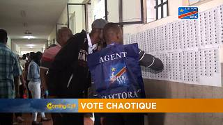 RDC : un vote miné par des dysfonctionnements [The Morning Call]