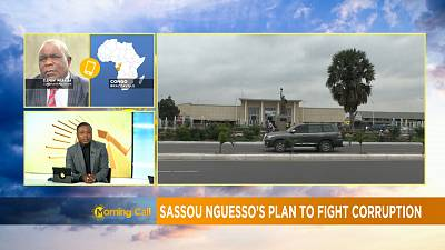 Congo: President Nguesso in renewed vow to fight corruption [The Morning Call]