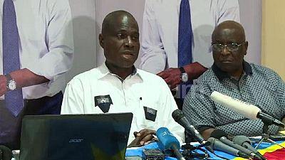 Rdc : Fayulu tient un point de presse après le vote