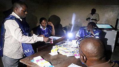 RDC : l'heure est au comptage des voix