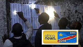Internet outage in parts of DRC as vote counting continues