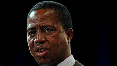Lungu warns new Zambian army chiefs against abuse of power