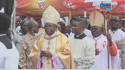 DRC: Catholic Bishops' report out Thursday