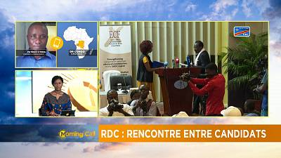 DRC election: Presidential candidates meet [The Morning Call]