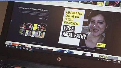 Égypte – harcèlement : un militant demande la grâce pour sa femme