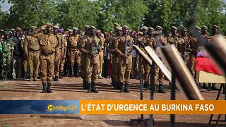 Burkina Faso: govt declares state of emergency [The Morning Call]