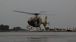 Nigerian officers killed in helicopter mishap in Borno State