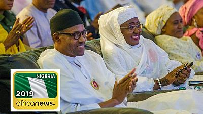 Mrs Buhari leads women's campaign in Nigeria's ruling APC