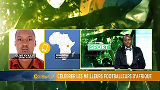 Celebrating Africa's finest footballers