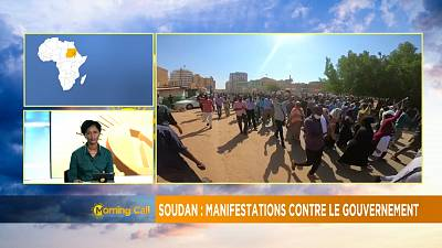 Sudan: opposition calls for president al-Bashir's resignation [The Morning Call]