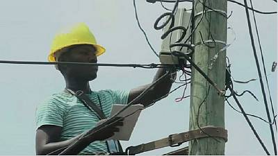 Liberia cracks down on illegal power connections