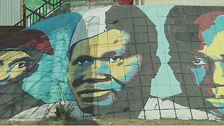 Guinea: graffiti of ex-president Sékou Touré sparks controversy