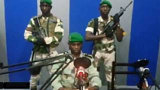 Gabon coup soldiers arrested, internet off but Libreville calm