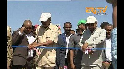 Réouverture d'un nouveau poste-frontière entre l'Éthiopie et l'Érythrée