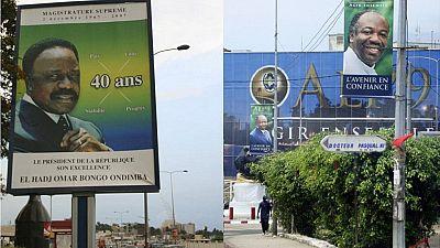 Gabon: plus de 50 ans sous la férule des Bongo