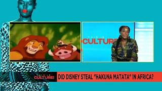 Disney a-t-il volé « Hakuna Matata » à l'Afrique ? [This is Culture, TMC]