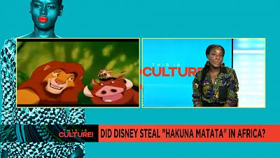 "Did Disney steal ""Hakuna Matata"" from Africa? [This is Culture, TMC]"