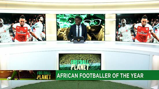 Salah, Aubameyang and Mane: Who will be crowned African footballer of the year?