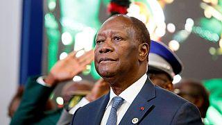 Côte d'Ivoire : entres craintes et peurs, le président ivoirien rassure