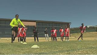 S . African organization empowers disadvantaged youth through sports
