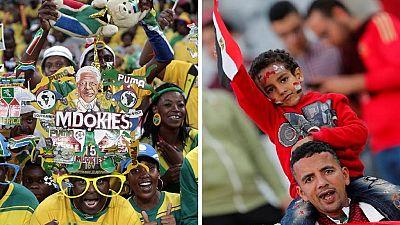 CAN 2019 : l'Egypte ou l'Afrique du Sud, verdict ce mardi