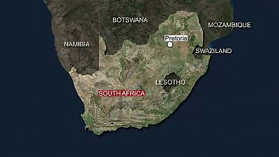South Africa train collision kills two, dozens injured