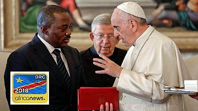 Élections en RDC : le respect du processus électoral, facteur de paix selon le Pape François