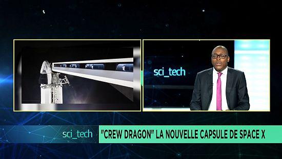 """""""Crew dragon"""" la nouvelle capsule de Space x [Sci tech]"""