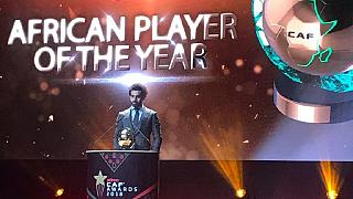 LIVE: 2018 CAF Awards, S. Africa's Kgatlana, Egypt's Mo Salah are the best
